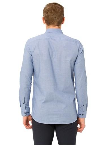 Uzun Kollu Slim Fit Gömlek-LC Waikiki